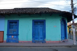 Antique Adobe House, Granada, NI