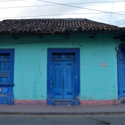 Antique Adobe House, Granada, NI