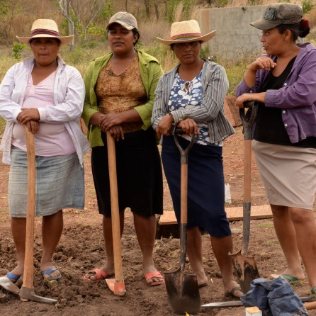 the women of Sabana Grande