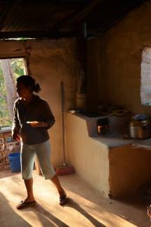 wood saving stove