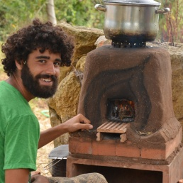 One Pot Rocket Stove for Cooking