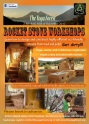 flyer for rocket stove workshops