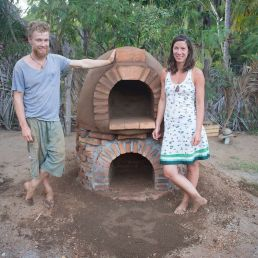 Arch Oven in Mexico, 2014