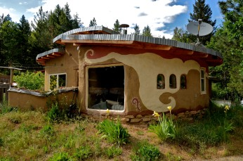 cob house at house alive