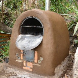 Barrel Oven, Guatemala 2013