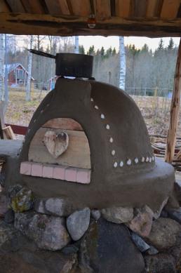 Heart Oven in Sweden, 2013