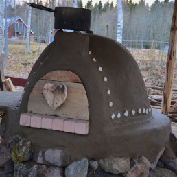 Heart Oven in Sweden, 2013