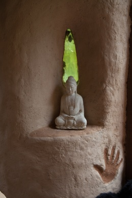 a nook for buddha
